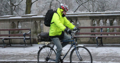 Why over50s should be on their bikes this winter