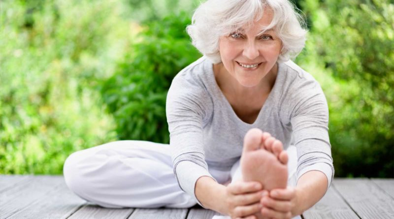 Yoga for Over 50s